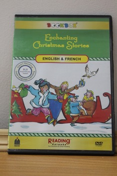 Enchanting Christmas Stories- Bilingual in French & English- 3 stories