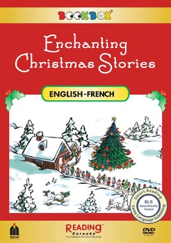 Enchanting Christmas Stories- Bilingual in French & English- 5 stories