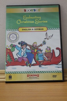 Enchanting Christmas Stories- Bilingual in German & English- 3 stories