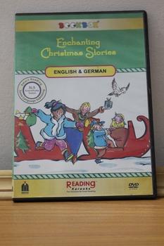 Enchanting Christmas Stories- Bilingual in German & Englis