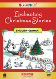 Enchanting Christmas Stories- Bilingual in German  & English-5 stories