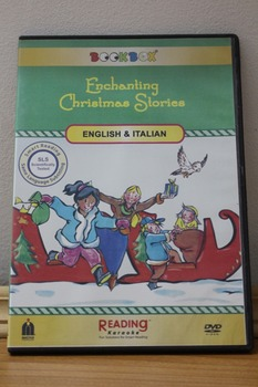Enchanting Christmas Stories- Bilingual in Italian & English- 3 stories