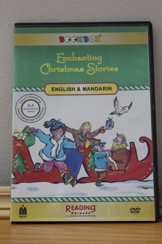 Enchanting Christmas Stories- Bilingual in Mandarin & English- 3 stories