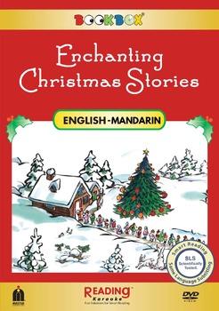 Enchanting Christmas Stories- Bilingual in Mandarin & English-5 stories