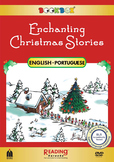 Enchanting Christmas Stories- Bilingual in Portuguese & English- 5 stories