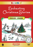Enchanting Christmas Stories- Bilingual in Spanish & English- 5 stories