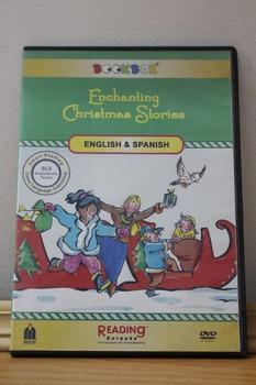 Enchanting Christmas Stories- Bilingual in Spanish & English- 3 stories
