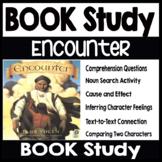 Encounter By Jane Yolen Book Study , Book Activities