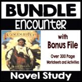 Encounter By Jane Yolen Book Study / Tolerance / Short Story BUNDLE