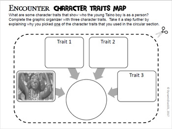 Encounter Interactive Notebook and Lapbook Activities