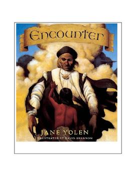 Encounter by Jane Yolen