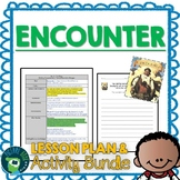 Encounter by Jane Yolen and David Shannon Lesson Plan and Google Activities