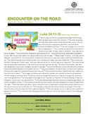Encounter on the Road - Salvation Island