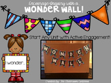 Encourage Inquiry - Create a Wonder Wall!