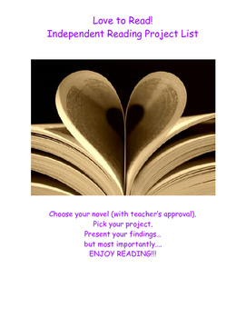 Encourage the Love of Reading!