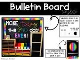 Encouragement Bulletin Board