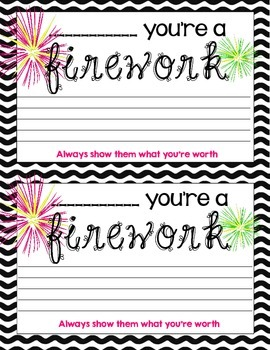 Encouragement Notes with your Students FAVORITE songs!