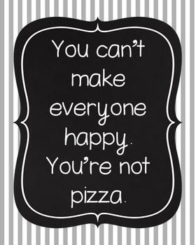 Funny, Humor Encouragement Poster