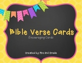 Encouraging Bible Cards