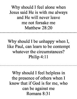 Encouraging Bible Verses