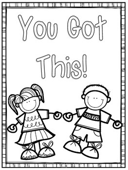 encouraging coloring pages Encouraging Coloring Pages by Ms Carmen B Teaches | TpT encouraging coloring pages