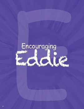 Encouraging Eddie - Leadership
