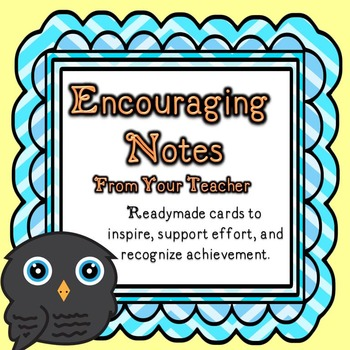 Encouraging Notes