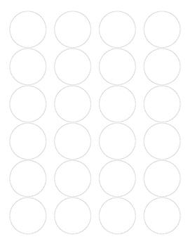 Encouraging Spotlight Test Stickers