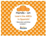 Encuentra la Letra - Learn the ABCs in Spanish Hands on
