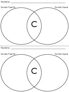 Encuentra la letra C