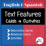 English & Spanish Text Features