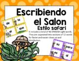 Encuentra y Escribe la Palabra de uso frecuente Spanish Sa