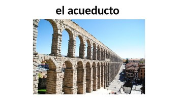 Encuentro entre culturas - Vocabulary PowerPoint - Realidades 3 - Chapter 8