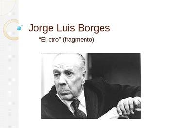 Encuentros Maravillosos Chapter 1 Borges information ( spanish )