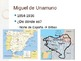 Encuentros maravillosos chapter 4 Miguel de Unamuno ( spanish )
