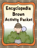 Encyclopedia Brown Activity Packet