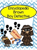 Encyclopedia Brown Boy Detective - Novel Study