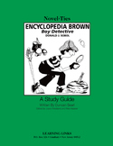 Encyclopedia Brown, Boy Detective - Novel-Ties Study Guide