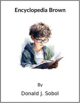 Encyclopedia Brown: Boy Detective - (Reed Novel Studies)