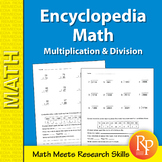 Encyclopedia Math: Multiplication & Division Practice