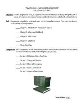 Encyclopedia of Human Development Project