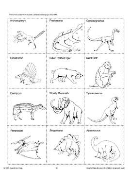 Encyclopedia of Prehistoric Animals