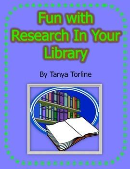Encyclopedia/Research Skills