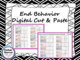 End Behavior Digital Cut and Paste