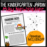 End Of May Newsletter & Flash Freebis | KGJ Clipart