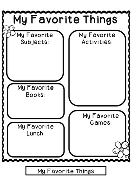 End Of The Year Flip Book - Second Grade