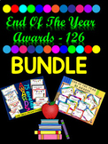 BUNDLE - 126 End Of The Year  Awards  - YOU SAVE $5.09