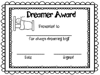 End Of The Year Awards (For every student in your classroom!)