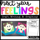 End Of The Year Craft, Writing, and Graphing