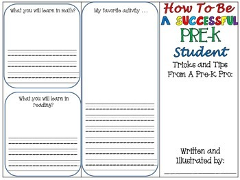 End Of The Year Helpful Hints and Tips Brochure For Pre-K to Eighth Grade